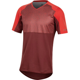 PEARL iZUMi Launch Jersey Men torch red/russet static